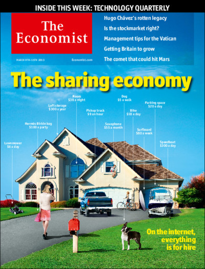 The Economist, for Kindle - Match 9th - 15th 2013