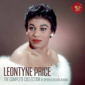 Leontyne Price - The Complete Album Collection Of Opera Arias And Duets: Box Set 14CDs (2011)
