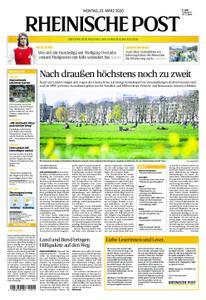 Rheinische Post – 23. März 2020
