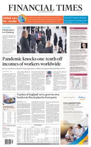 Financial Times Middle East - September 24, 2020