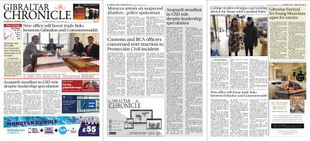 Gibraltar Chronicle – 26 October 2019