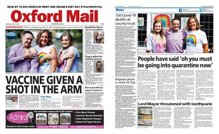 Oxford Mail – May 06, 2020