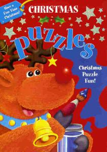 Christmas Dot to Dot and Puzzle Booklets(Printable activities for kids)