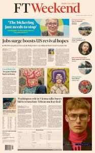 Financial Times Middle East - April 3, 2021
