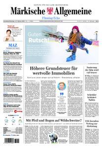 Märkische Allgemeine Fläming Echo - 02. Februar 2019