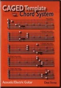 Desi Serna - CAGED Template Chord System