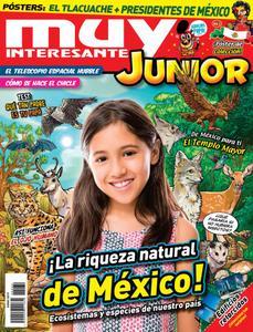 Muy Interesante Junior México - junio 2019