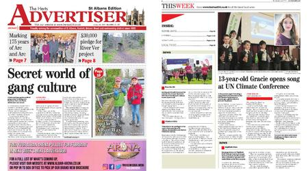 The Herts Advertiser – January 16, 2020