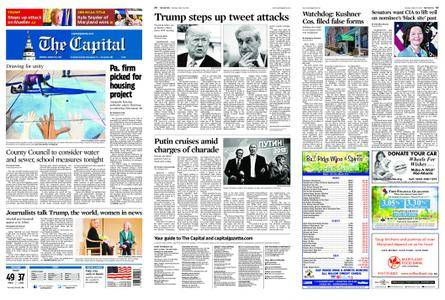 The Capital – March 19, 2018