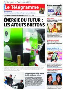 Le Télégramme Ouest Cornouaille – 27 octobre 2019