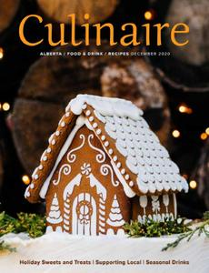 Culinaire Magazine - December 2020