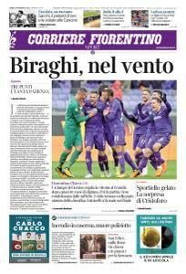 Corriere Fiorentino La Toscana - 26 Febbraio 2018