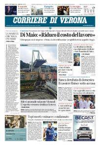 Corriere di Verona – 22 settembre 2018
