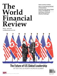 The World Financial Review - March - April 2019