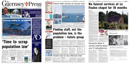 The Guernsey Press – 10 July 2019