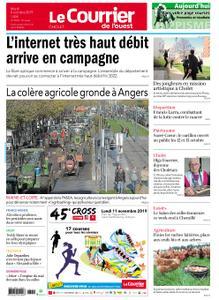 Le Courrier de l'Ouest Cholet – 08 octobre 2019