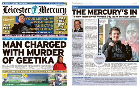 Leicester Mercury – March 08, 2021