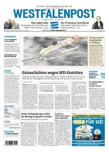Westfalenpost Wetter - 05. Februar 2018