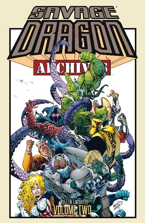 Image Comics-Savage Dragon Archives Vol 2 2007 HYBRiD COMiC eBook