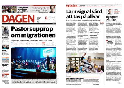 Dagen Sverige – 21 maj 2019