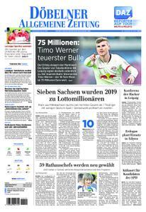 Döbelner Allgemeine Zeitung – 28. Dezember 2019