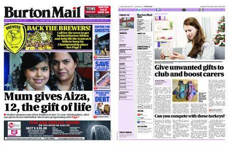 Burton Mail – December 29, 2017