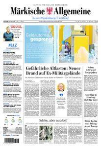 Neue Oranienburger Zeitung - 10. Juli 2018
