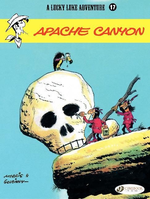 Cinebook - Lucky Luke Vol 17 Apache Canyon 2009 Hybrid Comic eBook