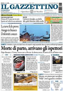 Il Gazzettino del Nord-Est - 03.01.2016