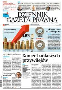 Dziennik Gazeta Prawna - 18 Stycznia 2018