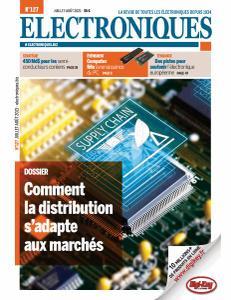 Electroniques - Juillet-Août 2021