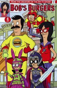 Bobs Burgers - Digital Exclusive Edition 001 2015 Digital