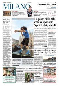 Corriere della Sera Milano - 17 Giugno 2018