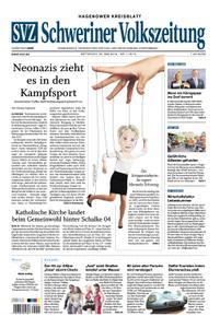 Schweriner Volkszeitung Hagenower Kreisblatt - 22. Mai 2019