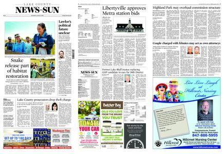 Lake County News-Sun – August 01, 2018