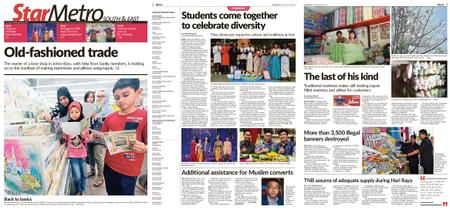The Star Malaysia - Metro South & East – 23 May 2019