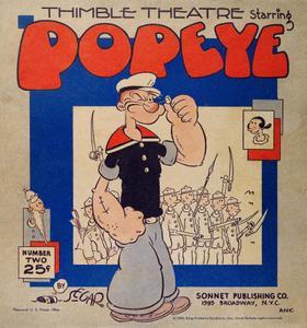 Thimble Theatre Starring Popeye 002 1932 Sonnet c2c Jones