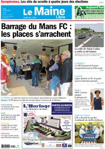Le Maine Libre Sarthe Loir – 23 mai 2019