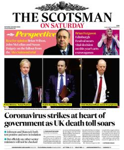 The Scotsman - 28 March 2020