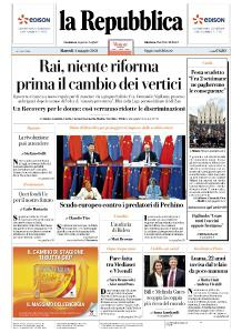 la Repubblica - 4 Maggio 2021