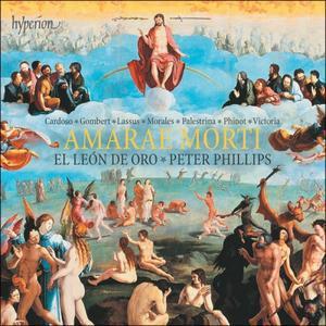 El León de Oro, Peter Phillips - Amarae morti (2019)