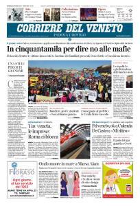 Corriere del Veneto Padova e Rovigo - 22 Marzo 2019