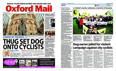 Oxford Mail – March 22, 2019