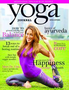 Yoga Journal Singapore  - May 31, 2016