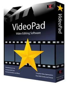 NCH VideoPad Video Editor Professional 7.30 Beta