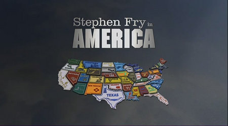 Stephen Fry In America Disc One Part One - New World