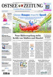 Ostsee Zeitung Wolgast - 12. April 2019