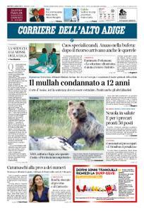 Corriere dell'Alto Adige – 16 luglio 2019