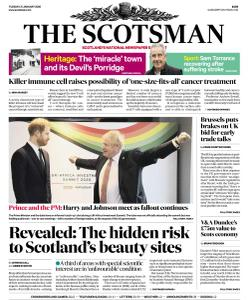 The Scotsman - 21 January 2020
