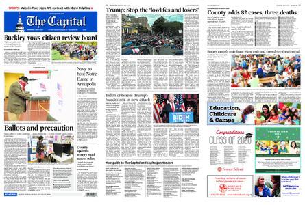 The Capital – June 03, 2020